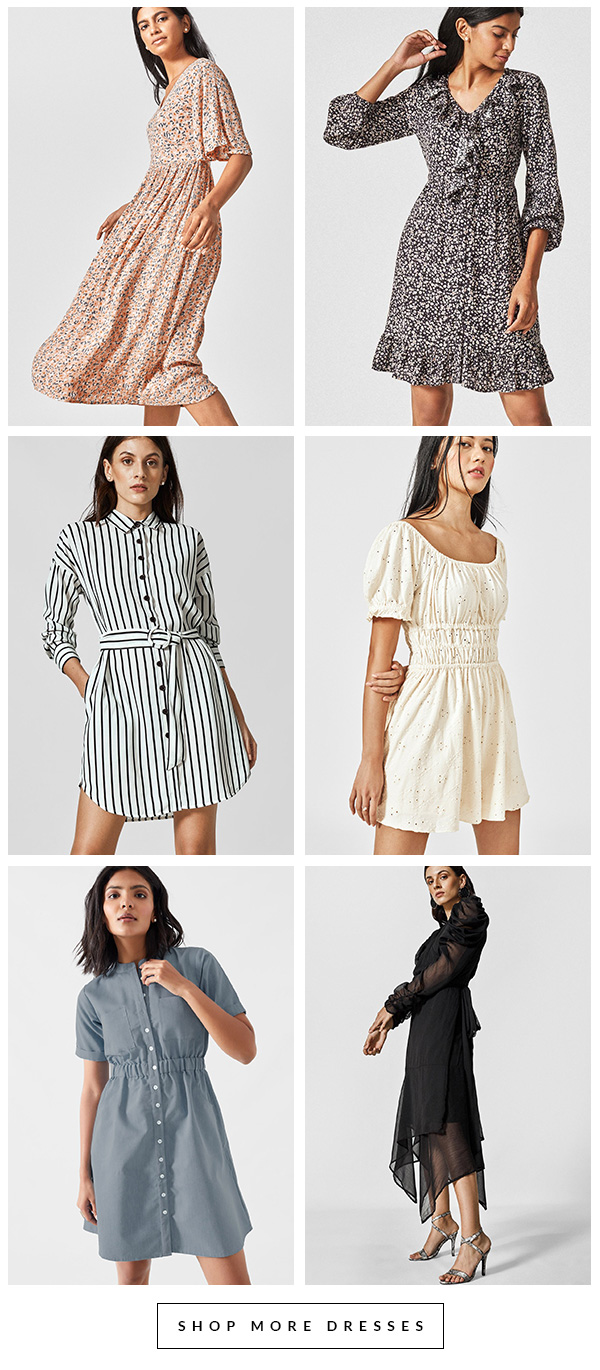 Just Wow | Shop dreamy dresses styled by YOU