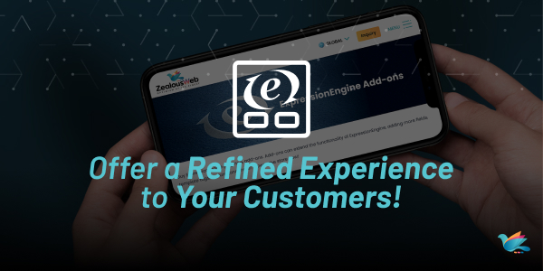 ZealousWeb's EE Add-Ons End Your Search for Additional Features!